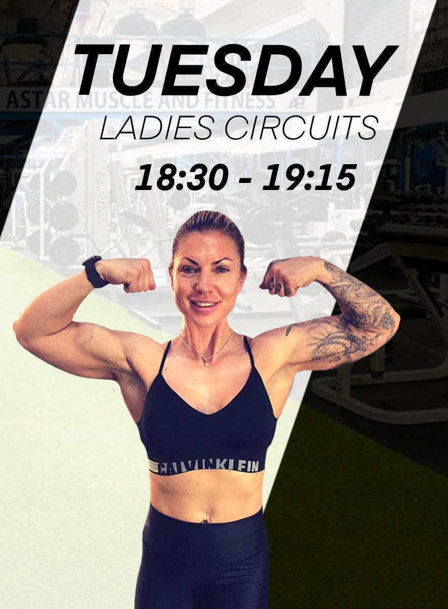 Ladies Circuits
